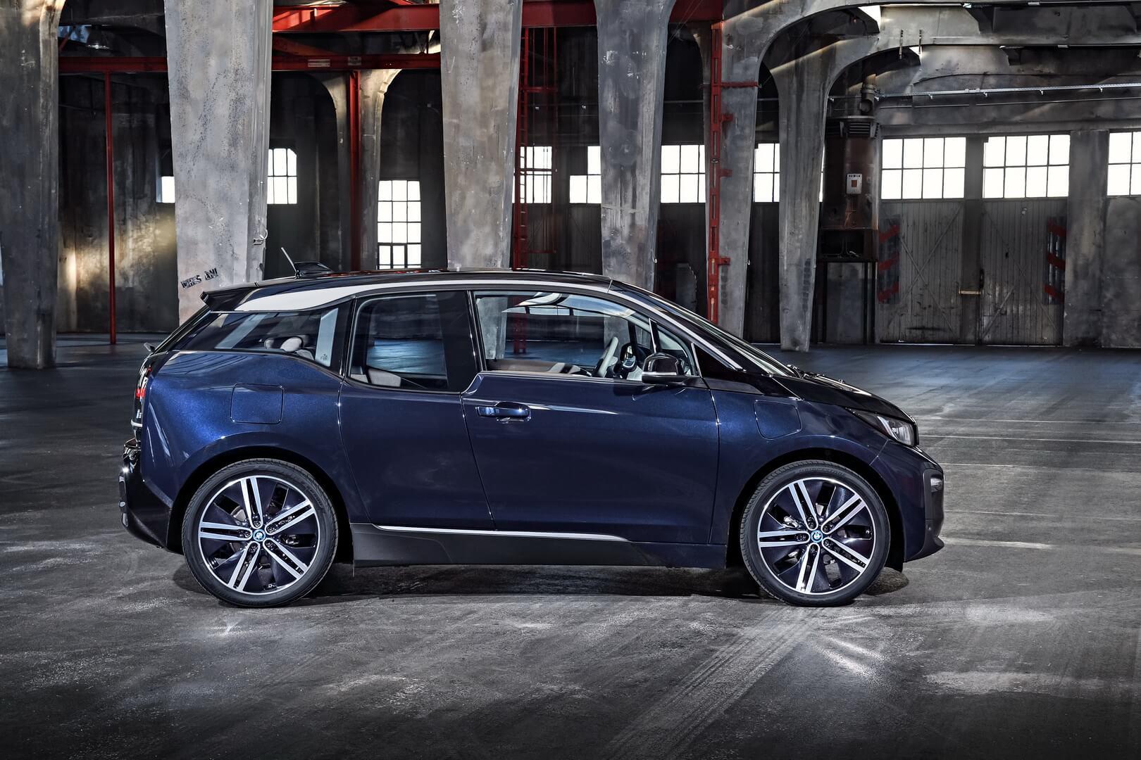 Фотография экоавто BMW i3 2018 - фото 38