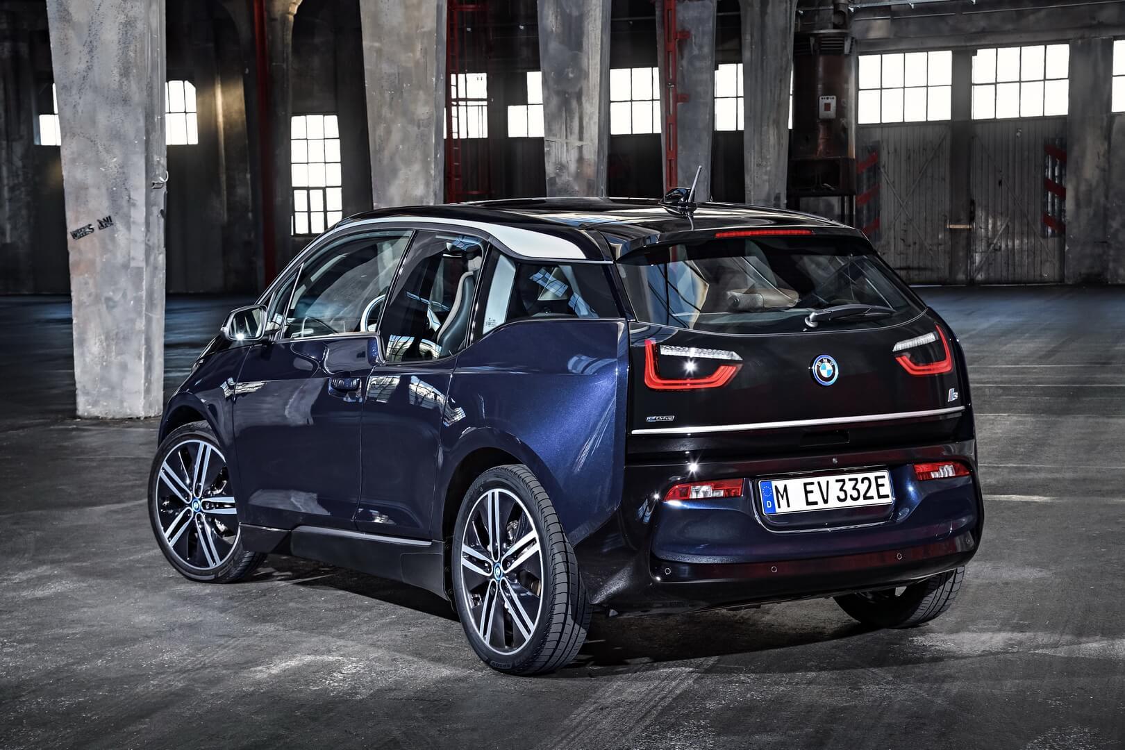 Фотография экоавто BMW i3 2018 - фото 40