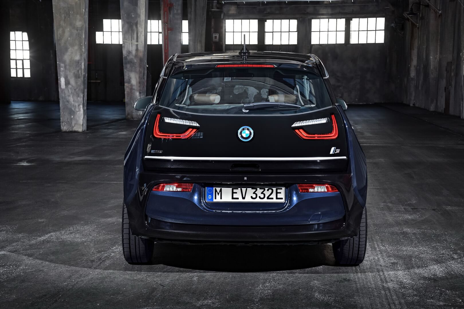 Фотография экоавто BMW i3 2018 - фото 41