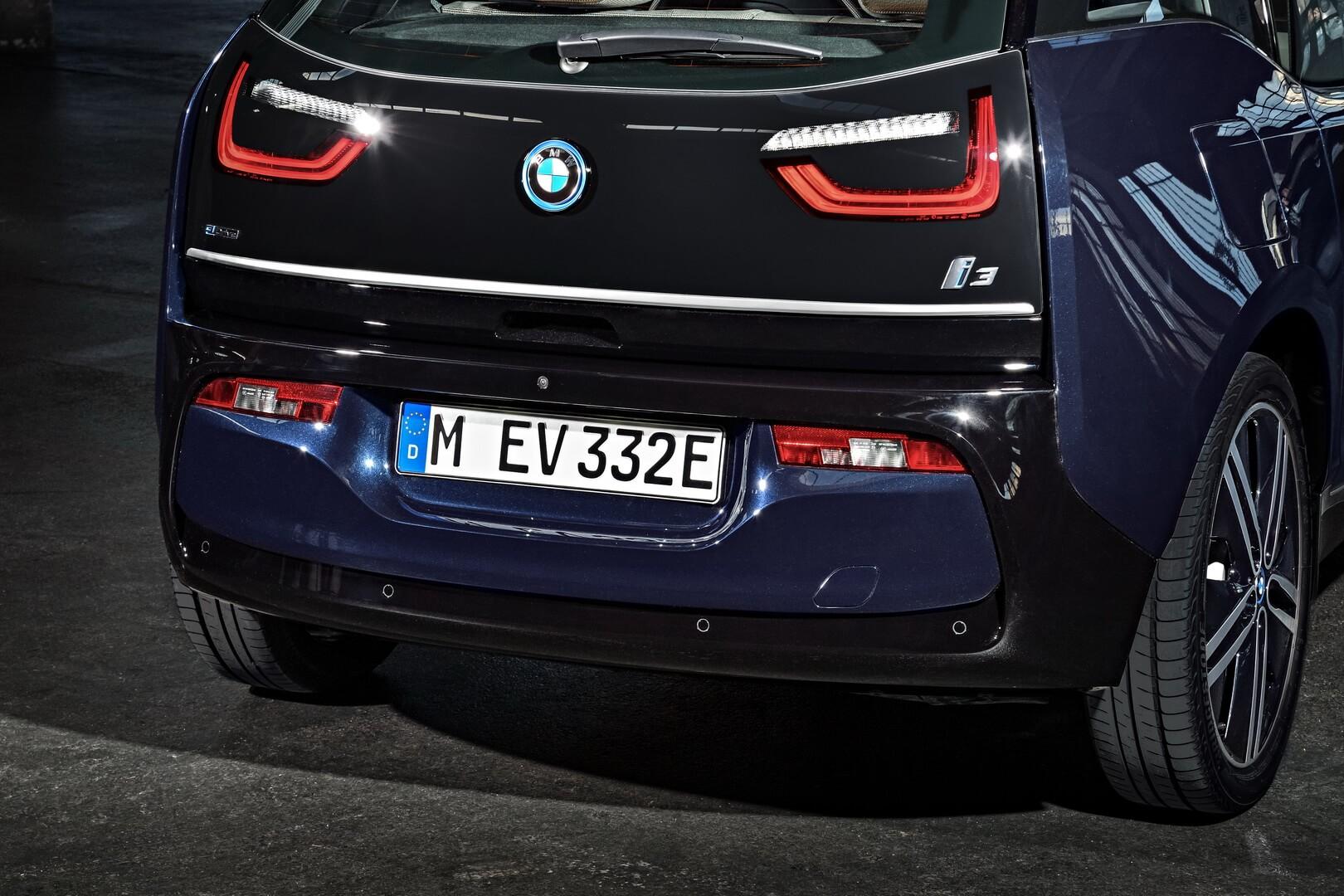 Фотография экоавто BMW i3 2018 - фото 45