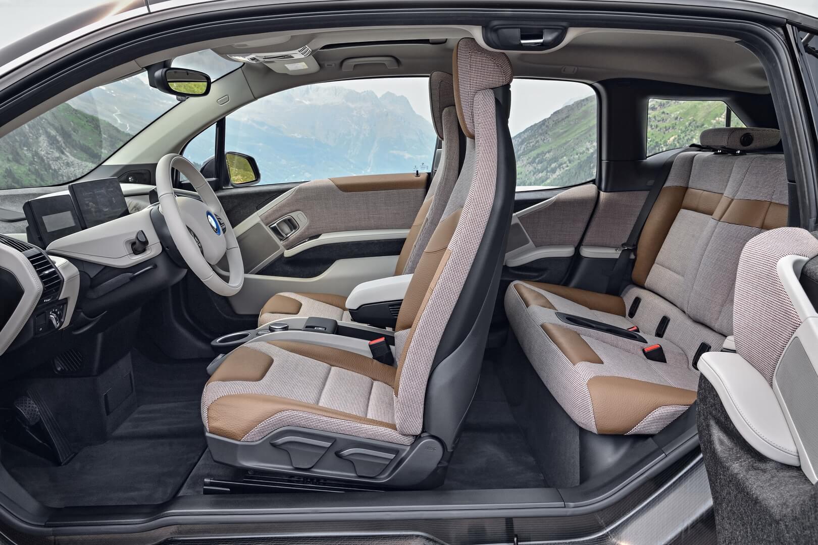 Фотография экоавто BMW i3 2018 - фото 51
