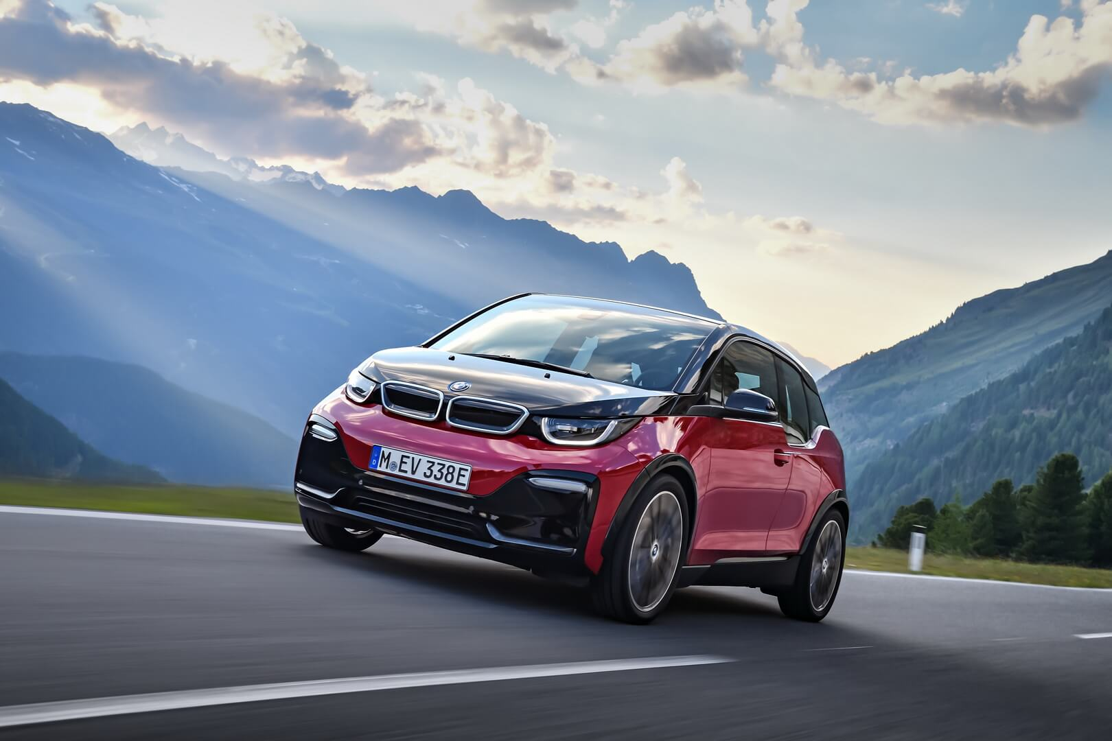 Фотография экоавто BMW i3s 2018 - фото 9