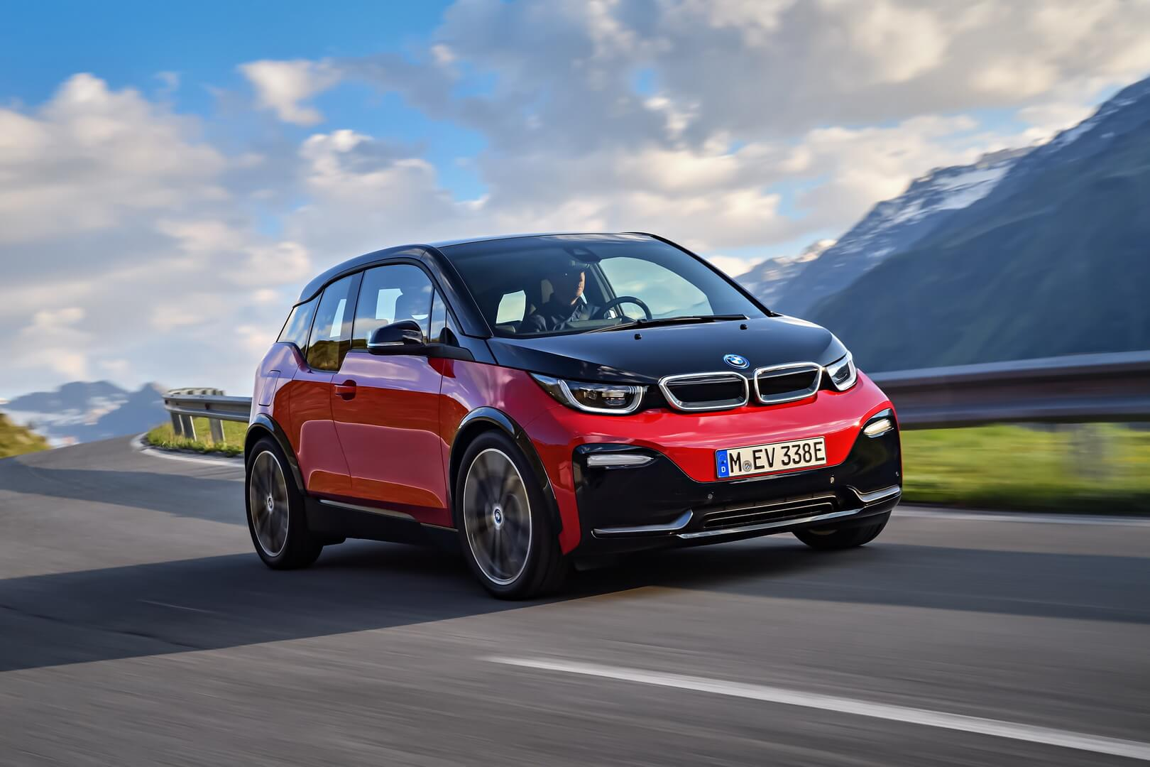 Фотография экоавто BMW i3s 2018 - фото 11