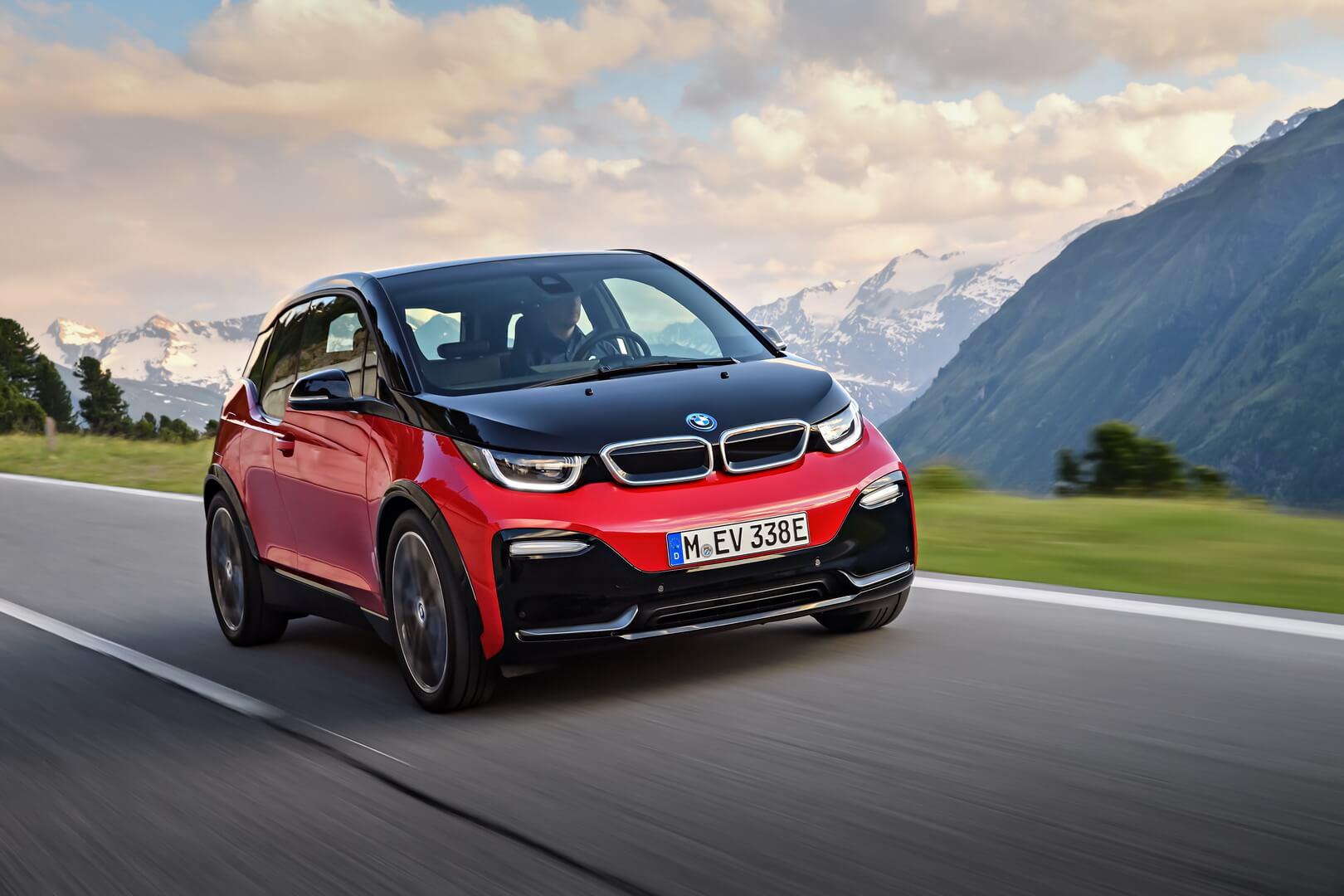 Фотография экоавто BMW i3s 2018 - фото 12