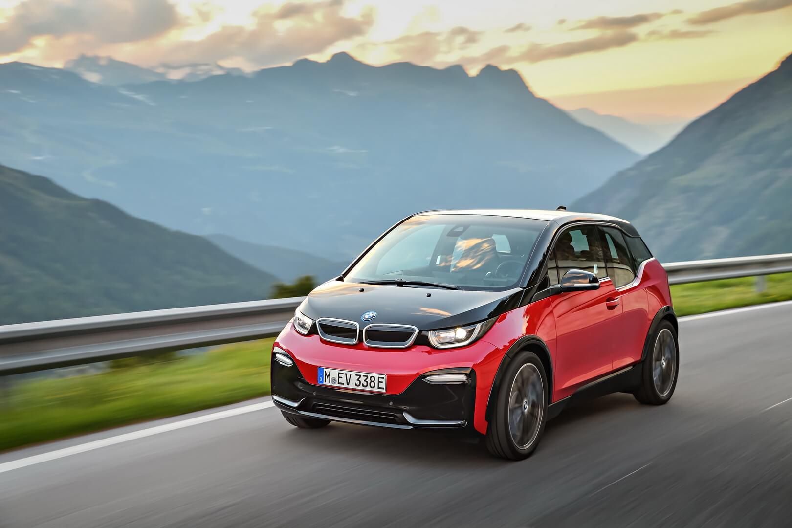 Фотография экоавто BMW i3s 2018 - фото 15
