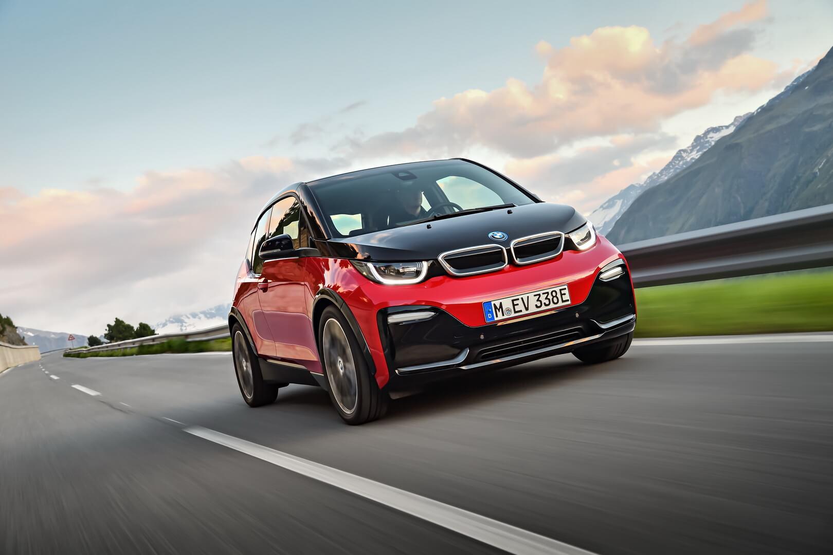 Фотография экоавто BMW i3s 2018 - фото 18