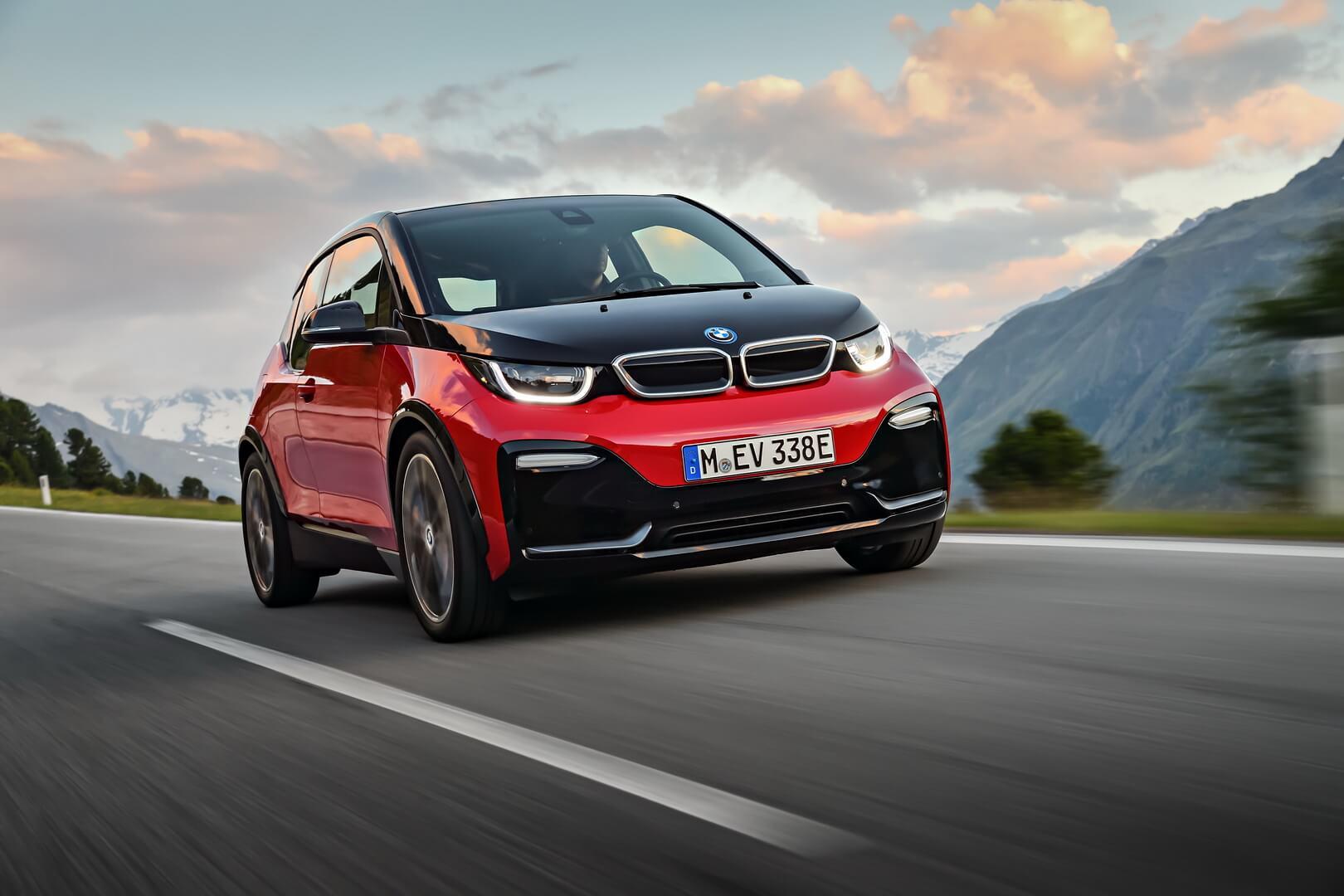 Фотография экоавто BMW i3s 2018 - фото 19