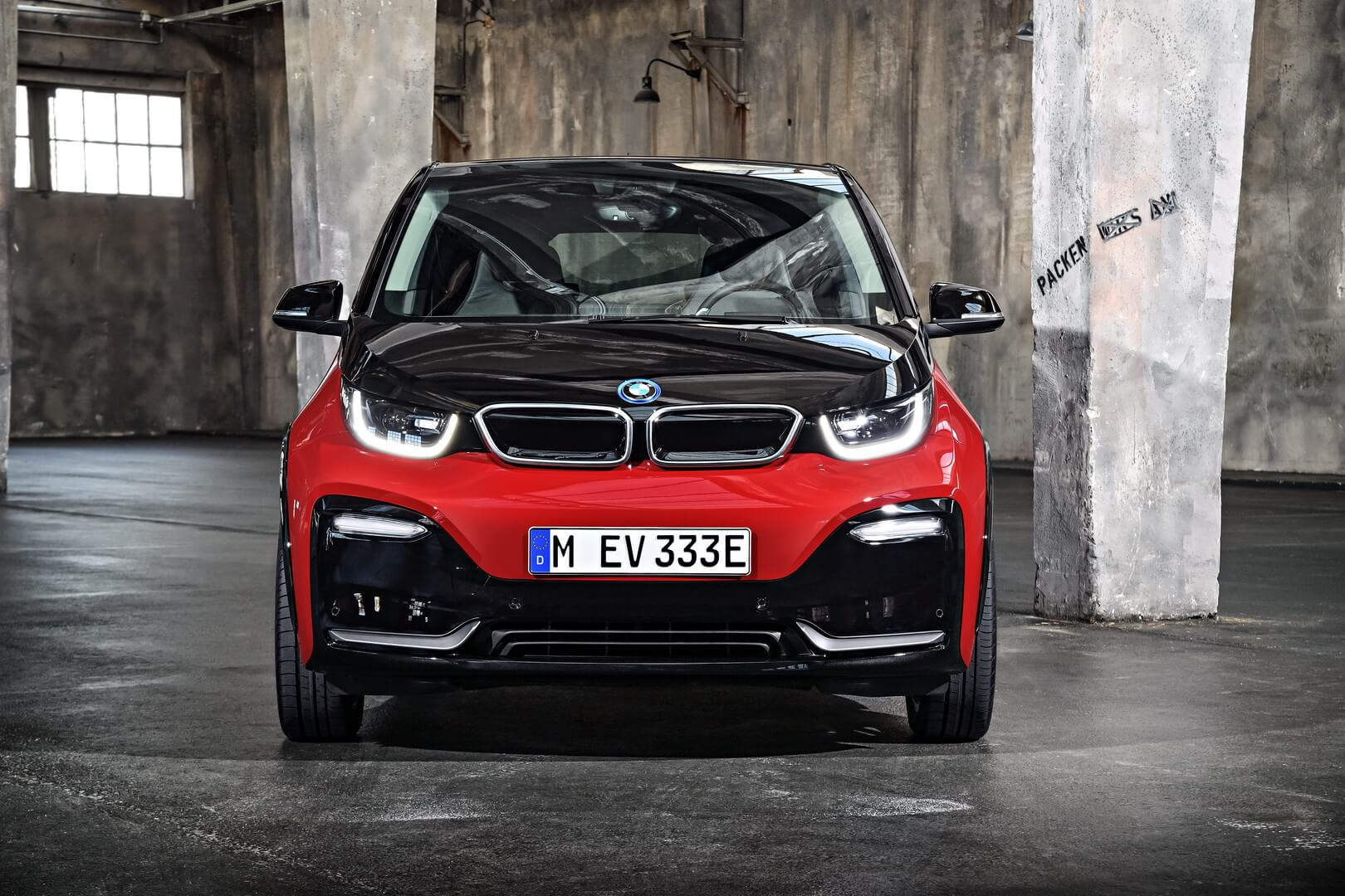 Фотография экоавто BMW i3s 2018 - фото 29