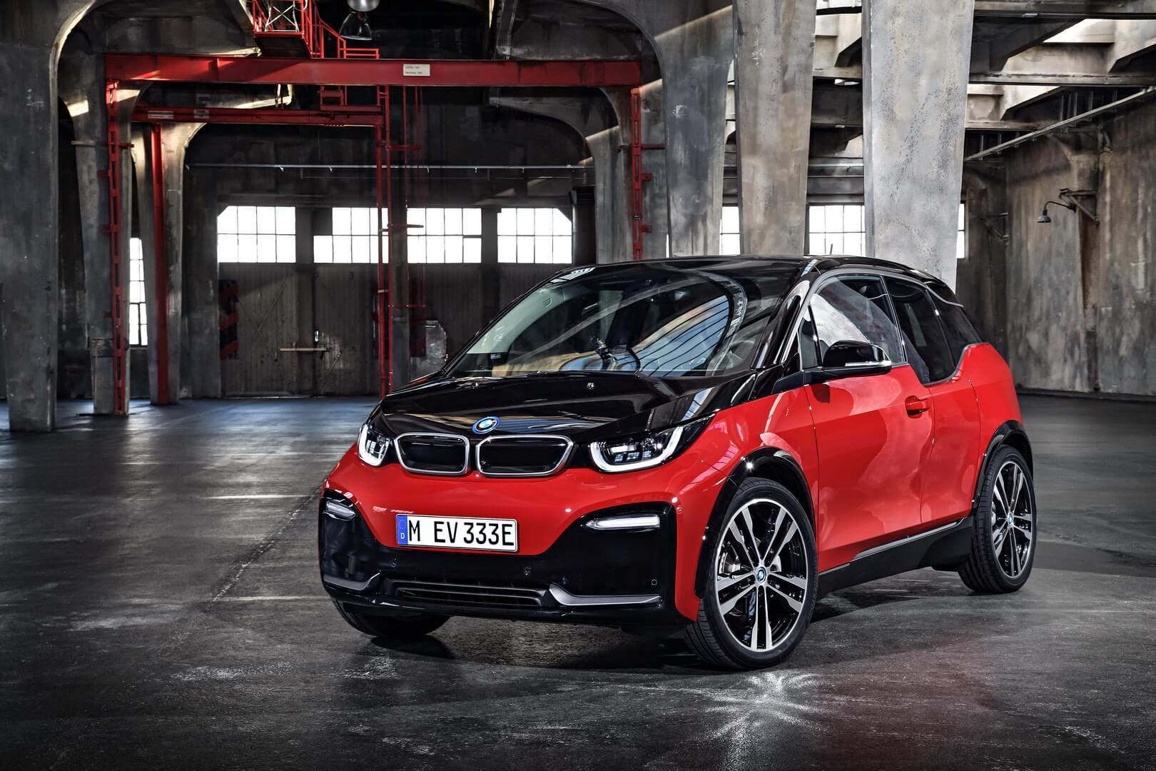 Фотография экоавто BMW i3s 2018 - фото 30