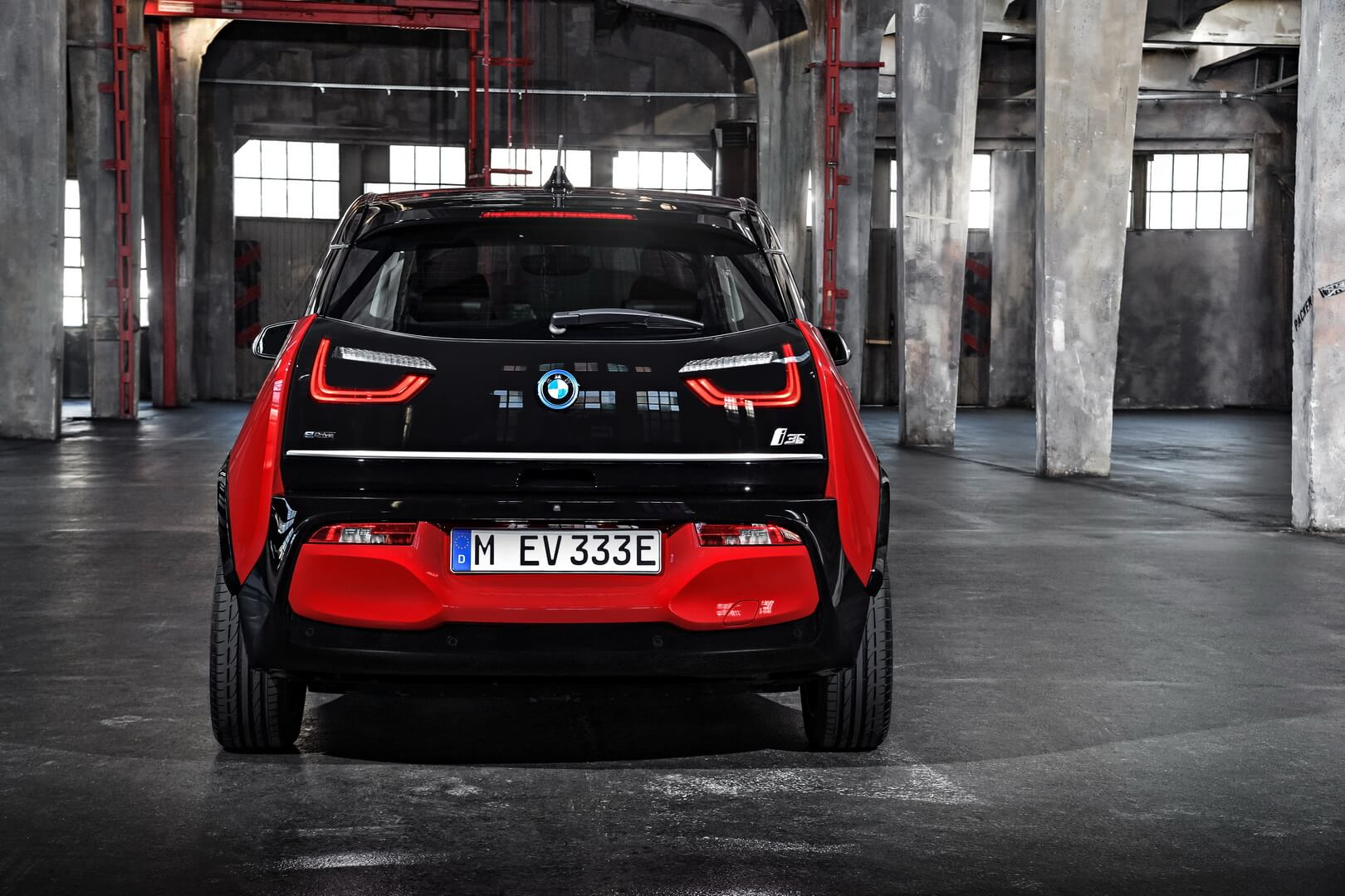 Фотография экоавто BMW i3s 2018 - фото 35
