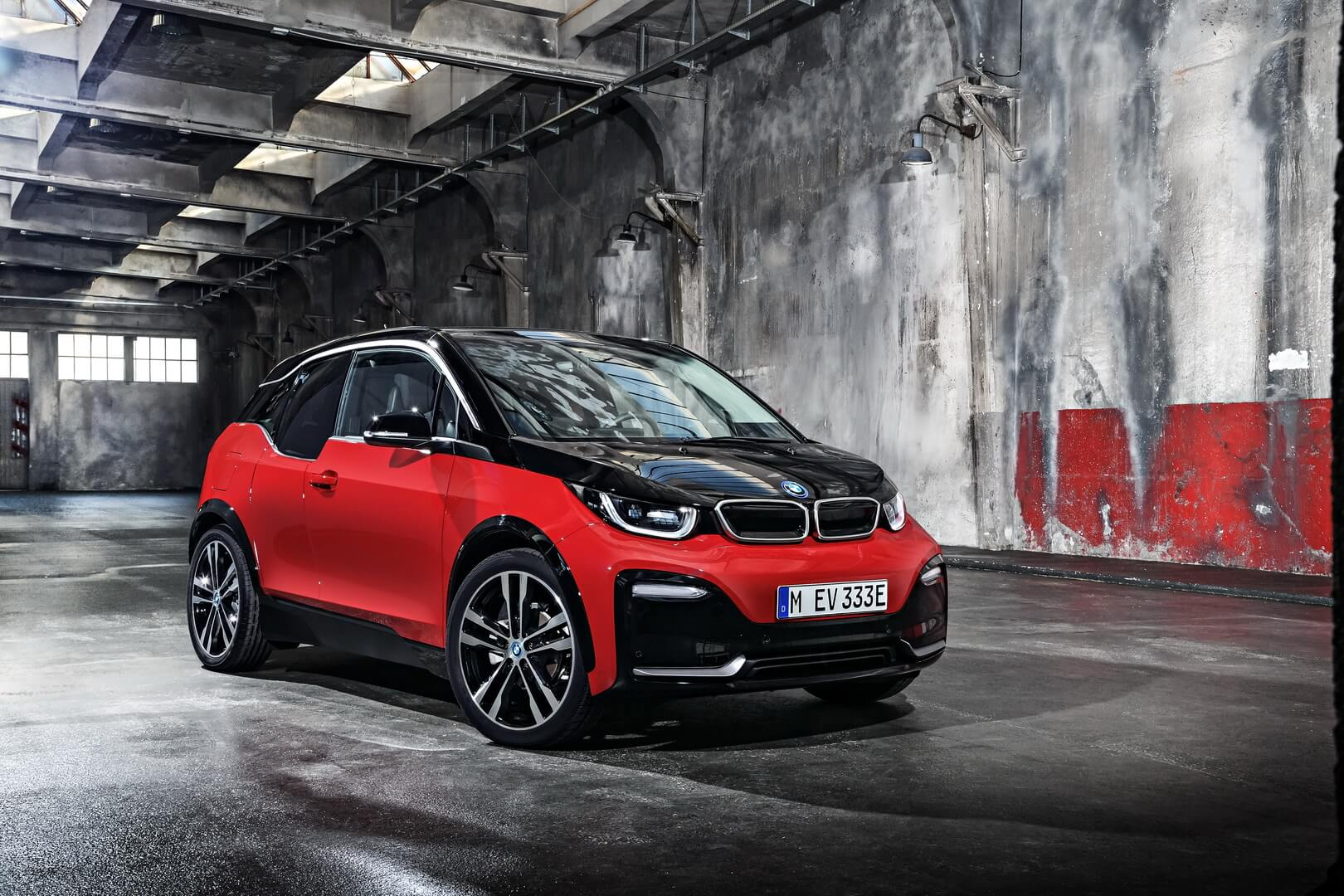 Фотография экоавто BMW i3s 2018 - фото 37