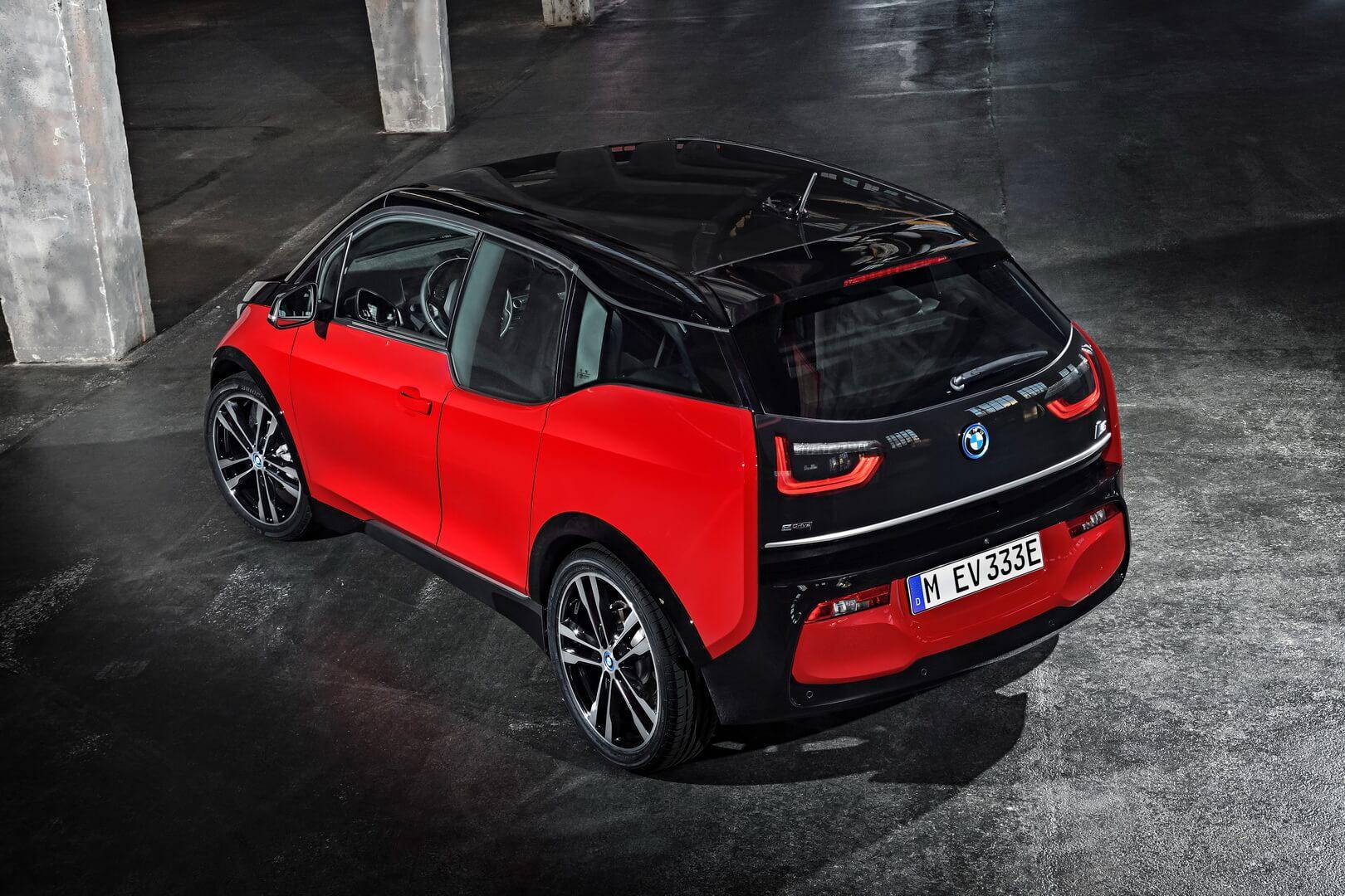 Фотография экоавто BMW i3s 2018 - фото 44