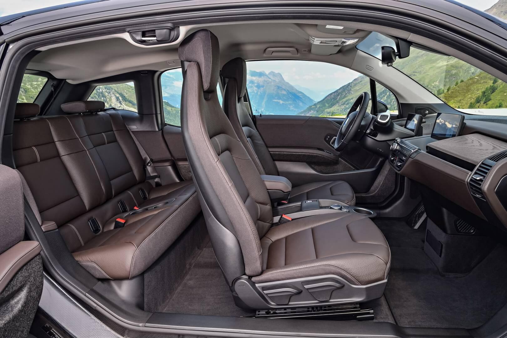 Фотография экоавто BMW i3s 2018 - фото 51