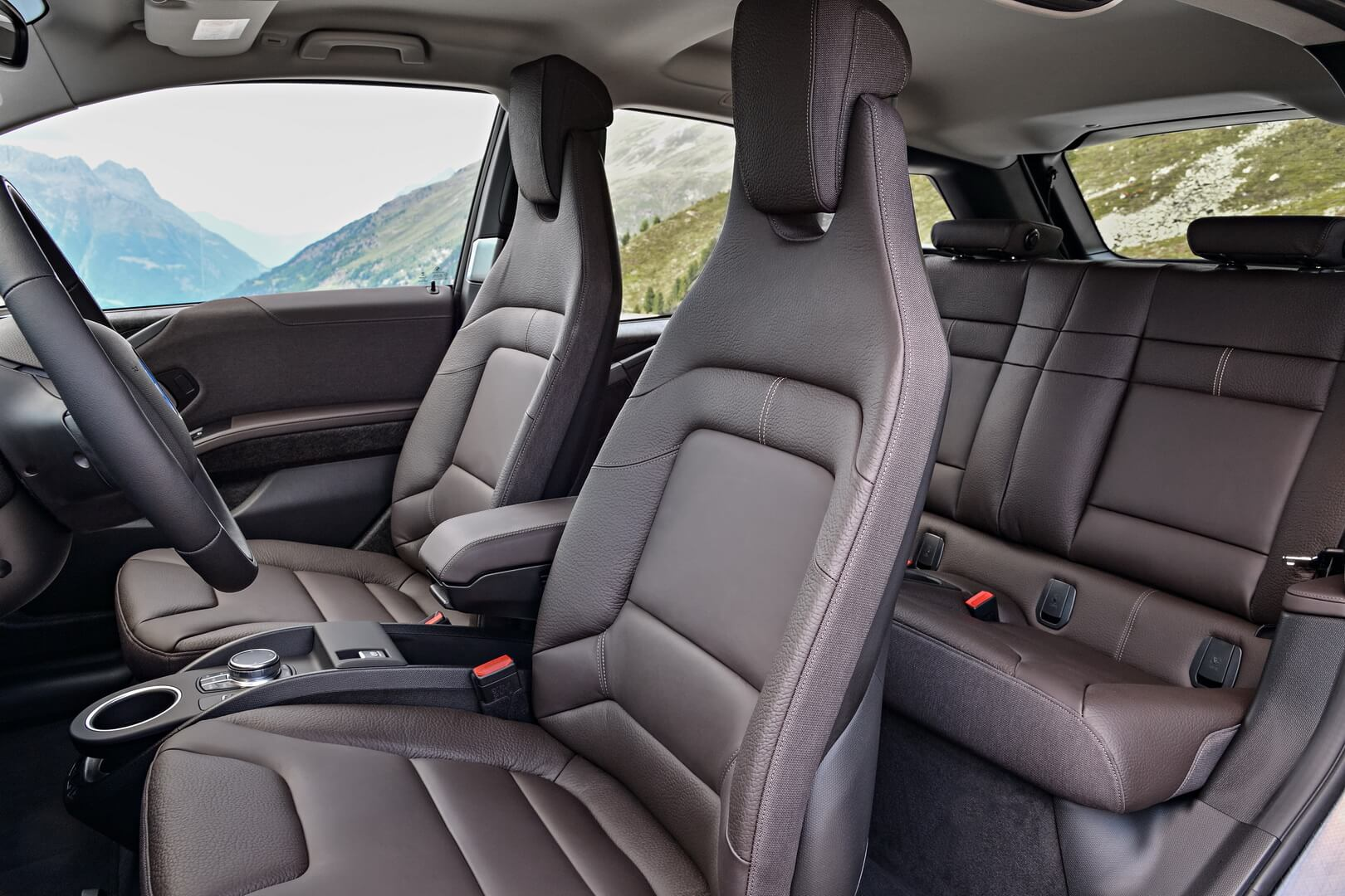 Фотография экоавто BMW i3s 2018 - фото 53