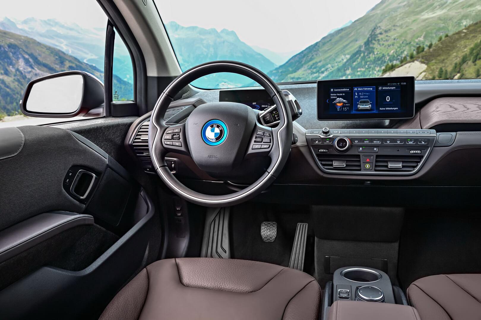 Фотография экоавто BMW i3s 2018 - фото 57
