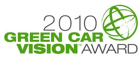 Nissan Leaf - Зеленый автомобиль года