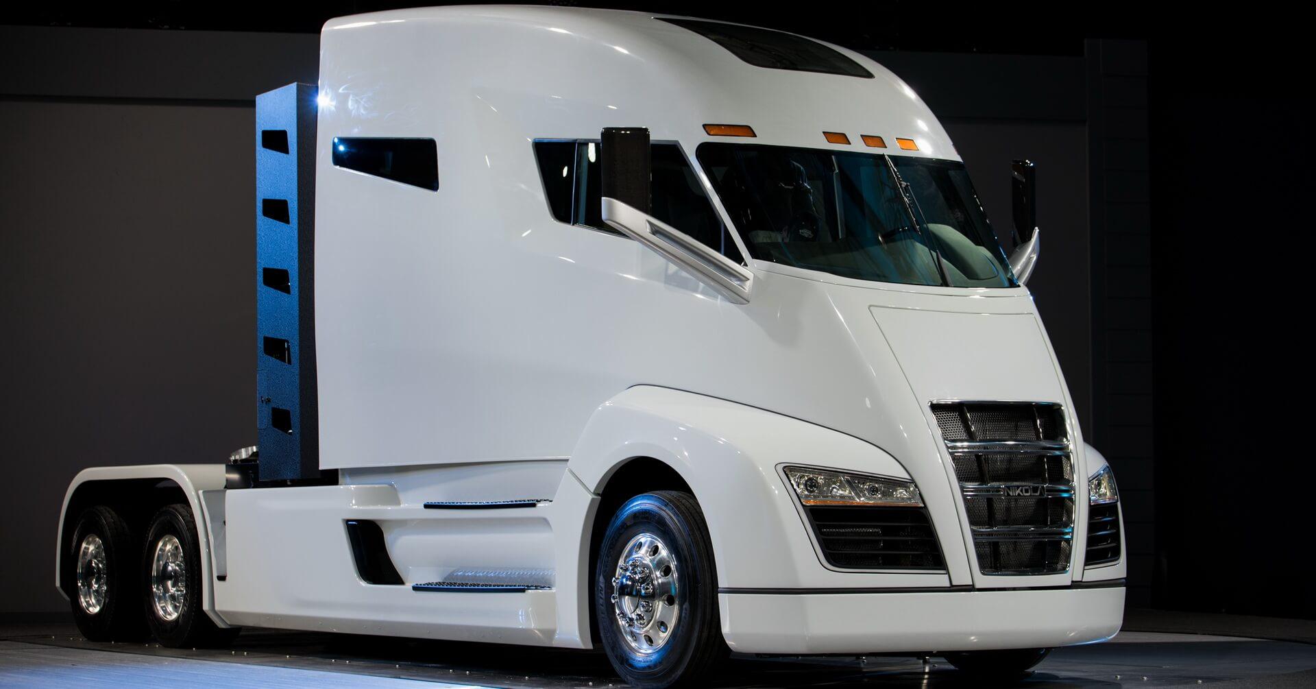 Концепт грузовика Nicola One