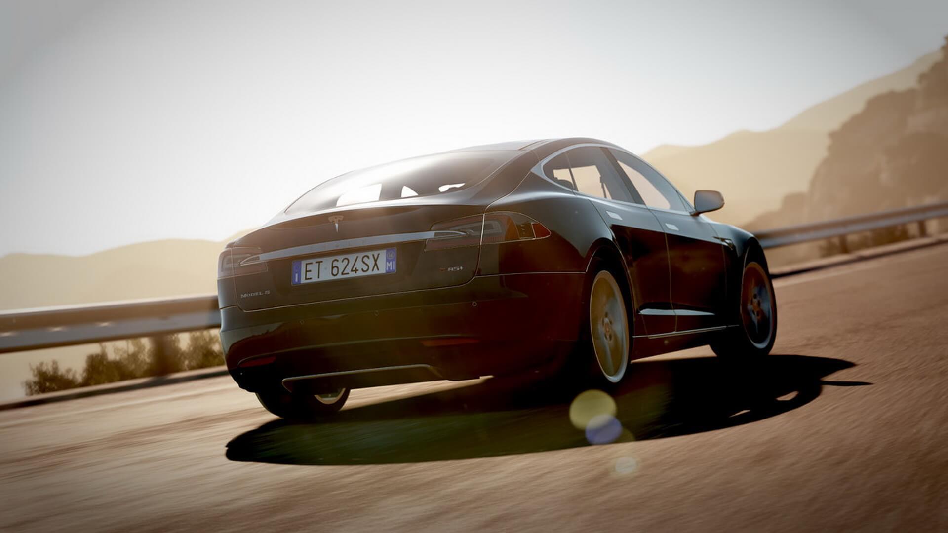 Tesla Model S75D