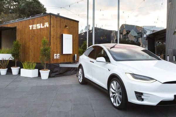 Tesla Tiny House