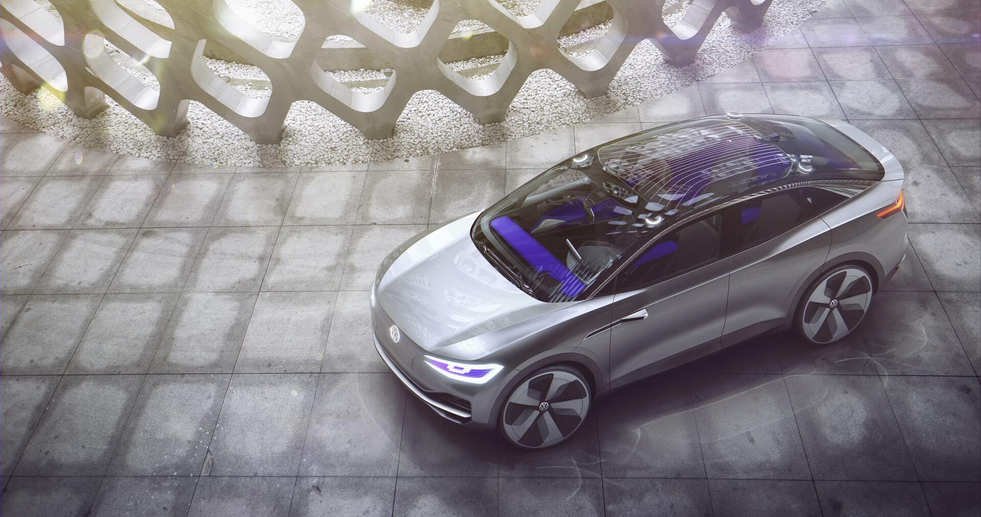 Фотография экоавто Volkswagen I.D. CROZZ - фото 2