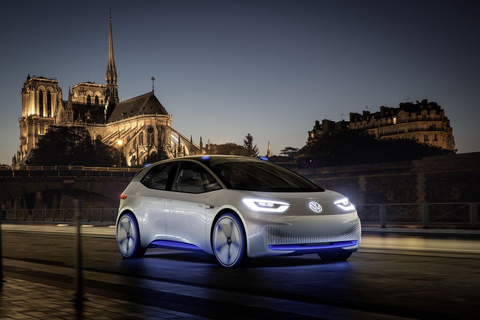 Электрический хэтчбек Volkswagen I.D. (NEO)