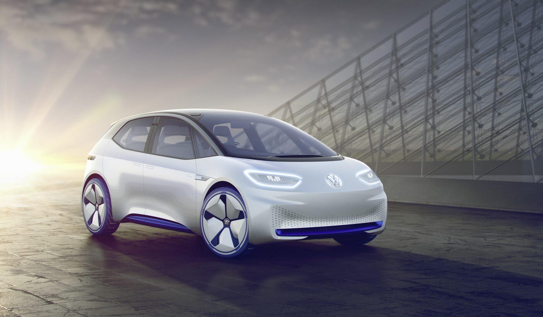 Дизайн Volkswagen I.D.