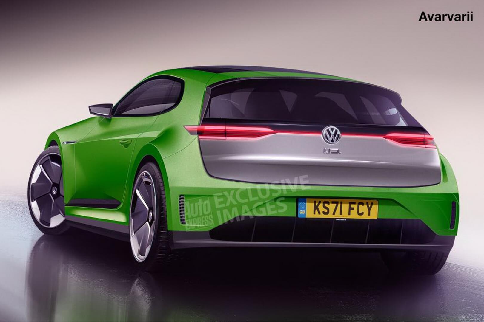 Концепт Volkswagen Scirocco — фото 3