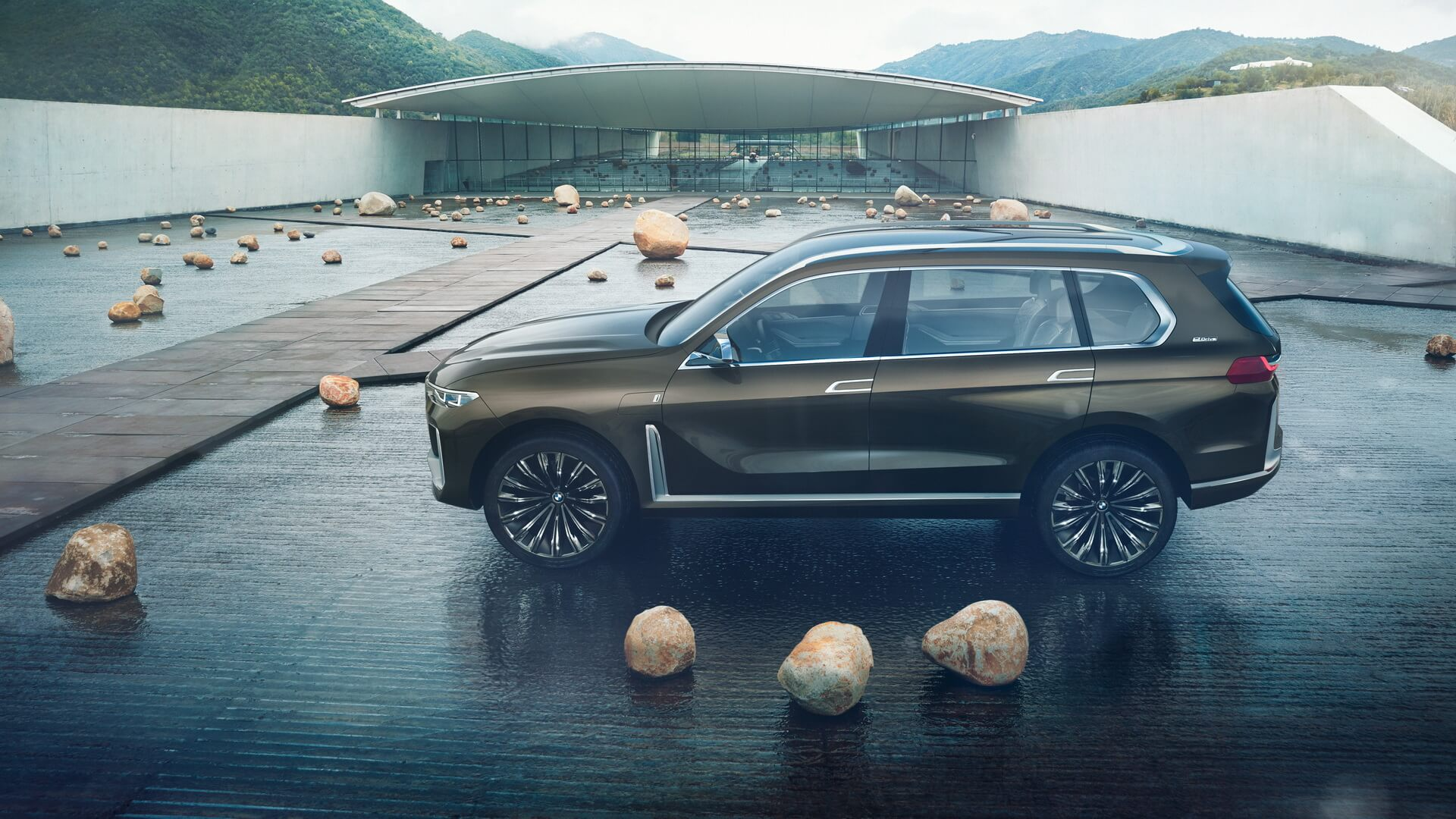 BMW Concept X7iPerformance