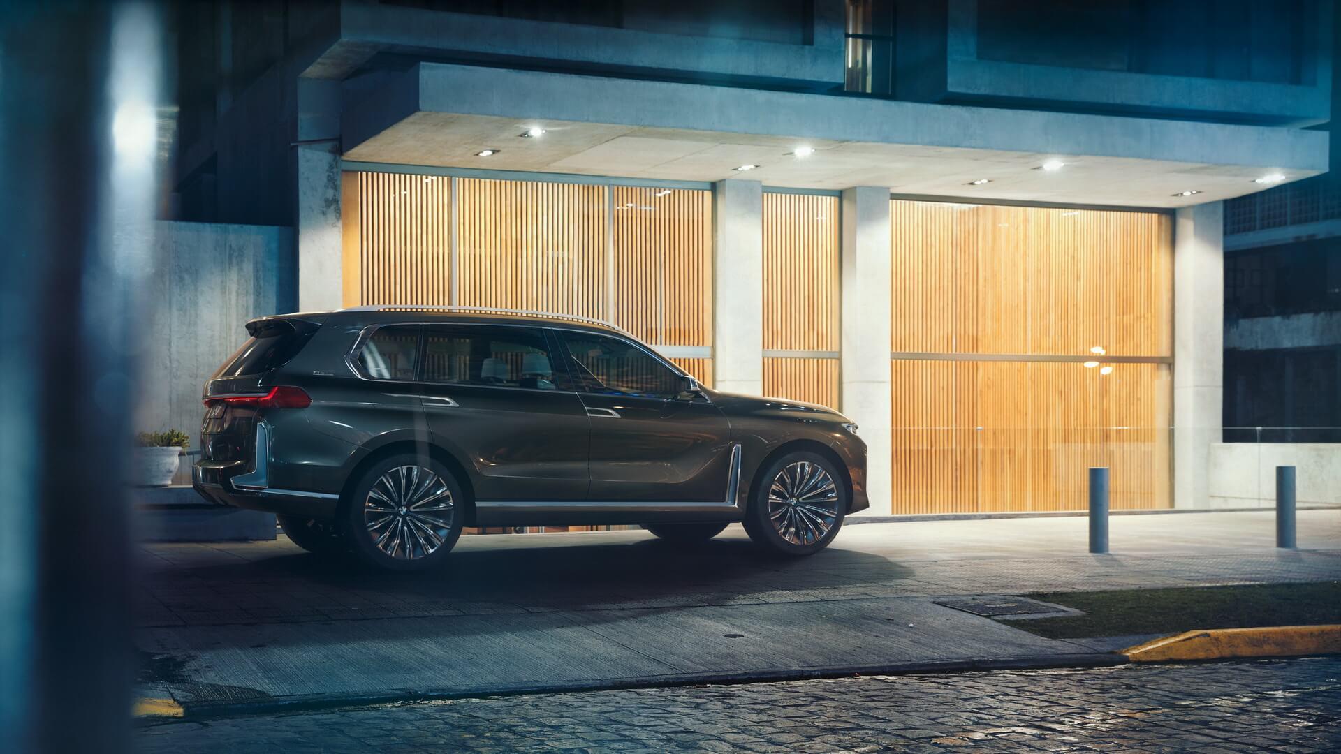 BMW Concept X7iPerformance — фото 3