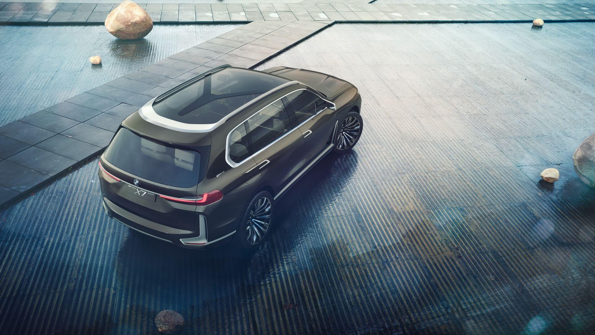 BMW Concept X7iPerformance — фото 2