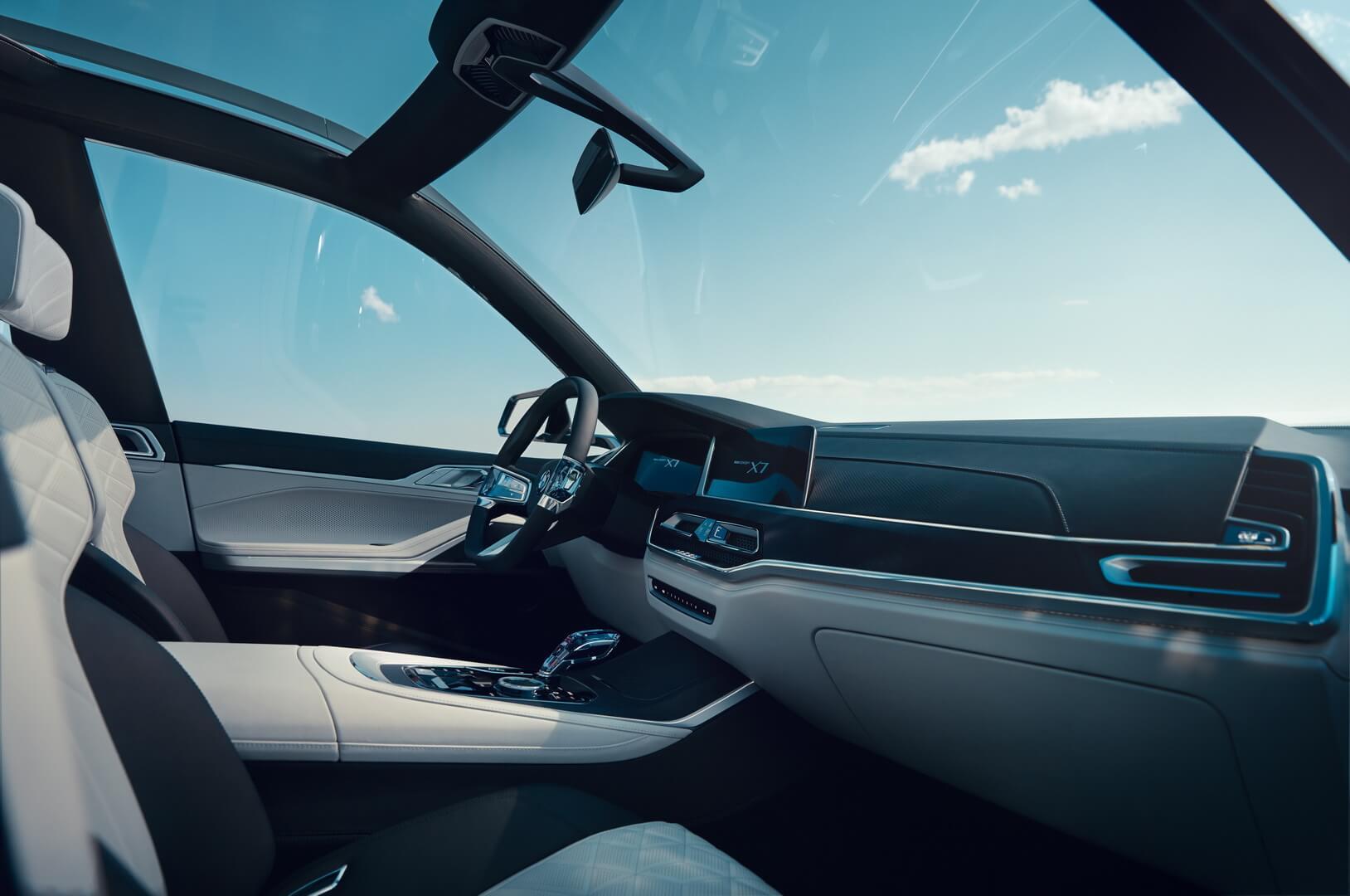 Торпедо в BMW Concept X7iPerformance