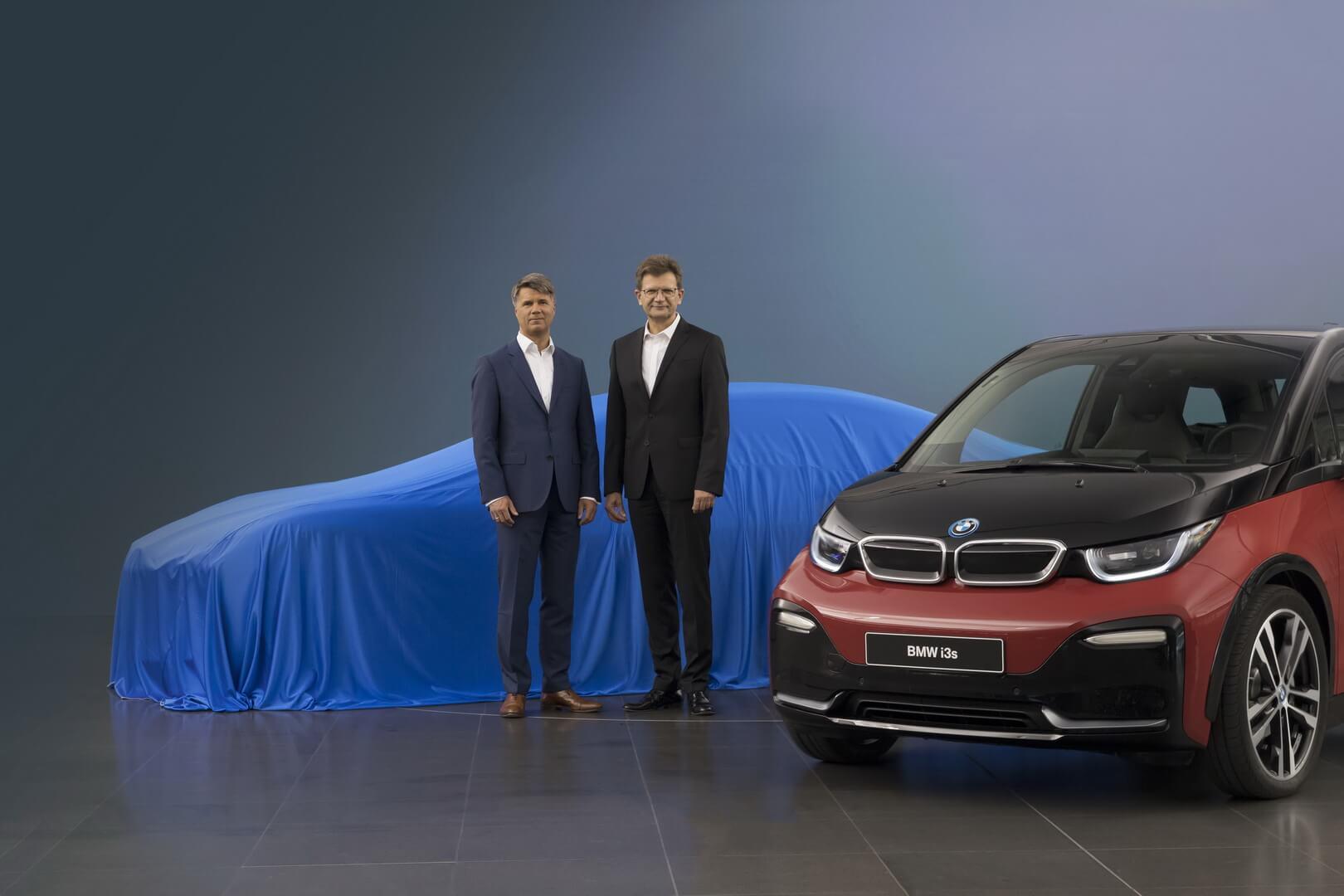 Главы BMW и BMW i3s 2018