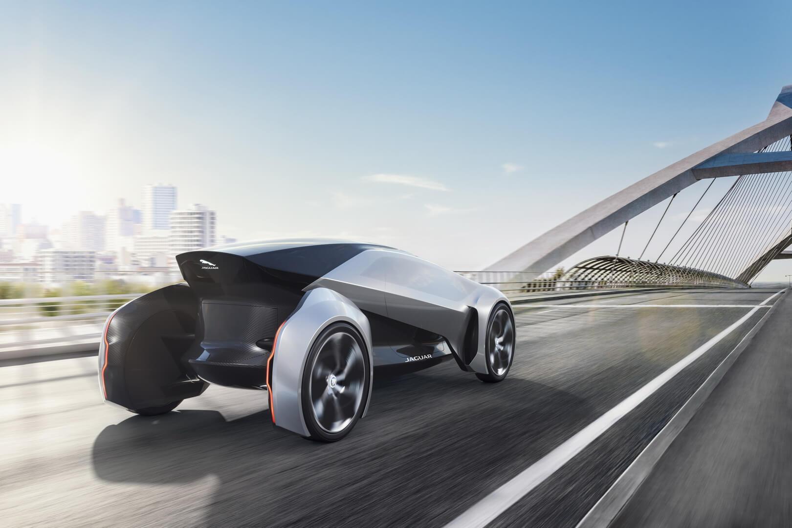 Jaguar Future-Type Concept