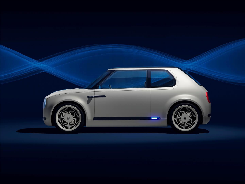 Концепт Honda Urban EV