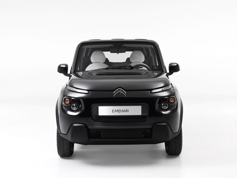 Электрический кабриолет Citroёn E-Mehari
