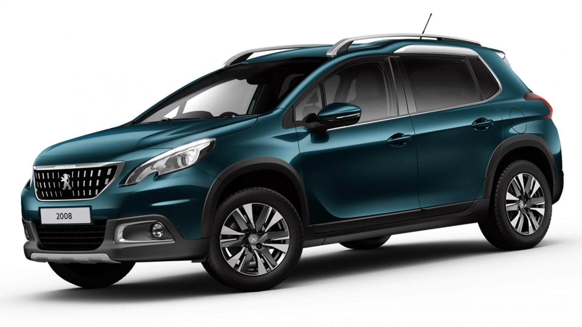 Peugeot 2008 с ДВС