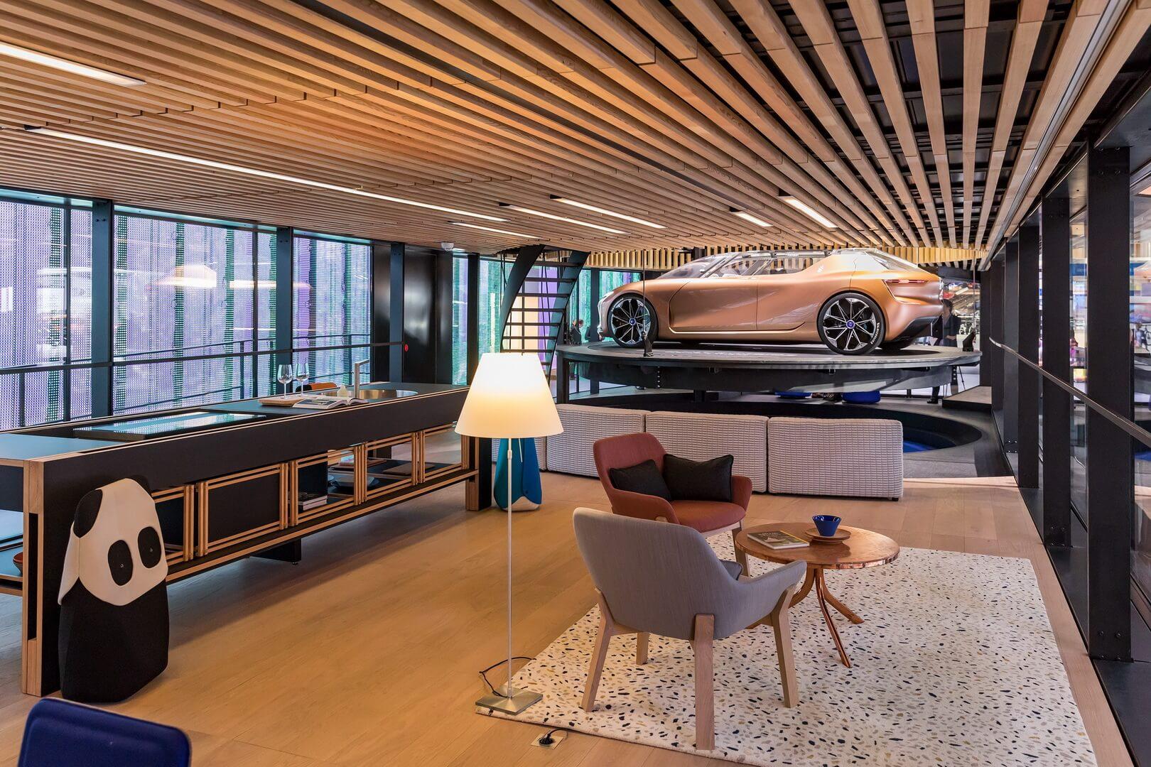 Электромобиль Renault Symbioz может становиться частью дома
