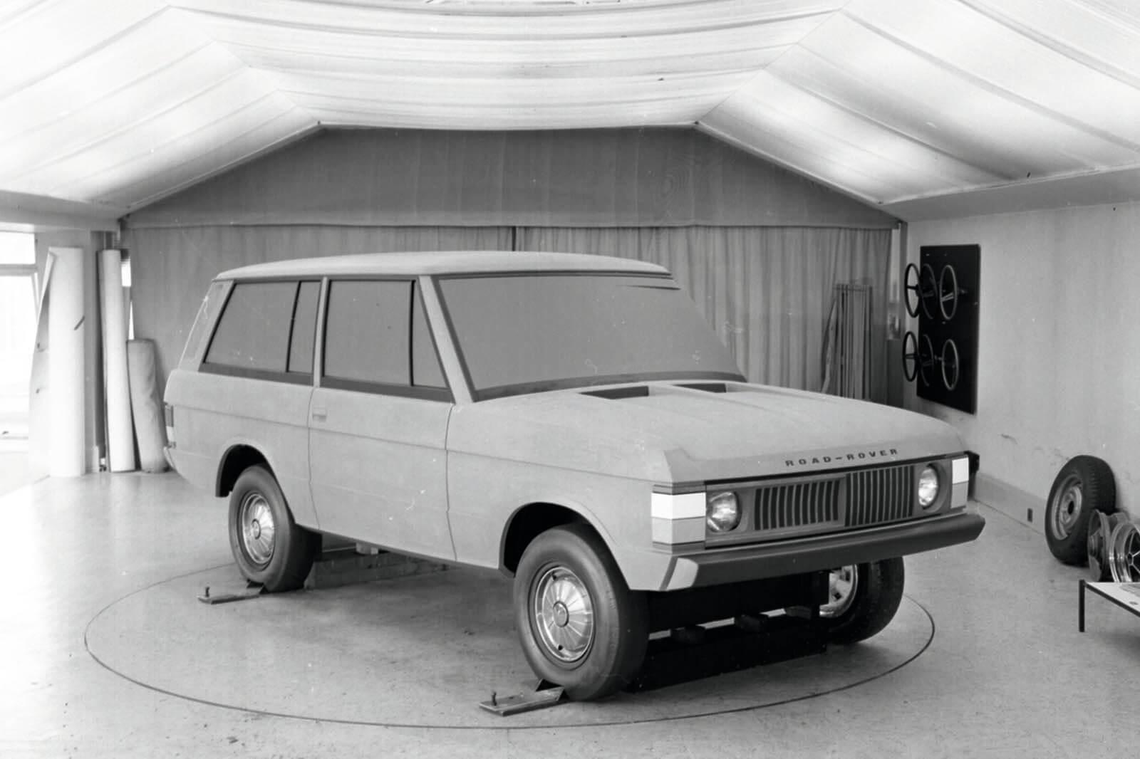 «Road Rover» модели 1967 года