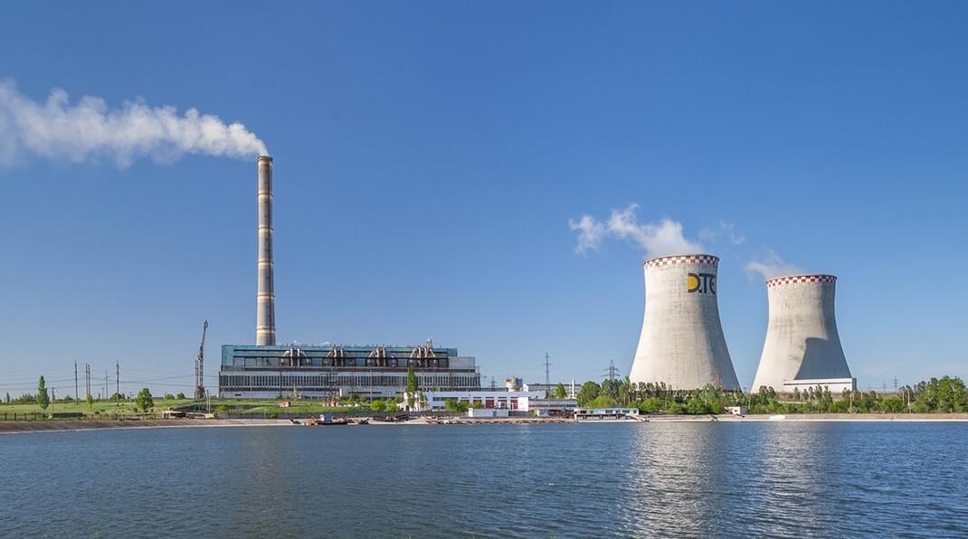 ТЭС Украины