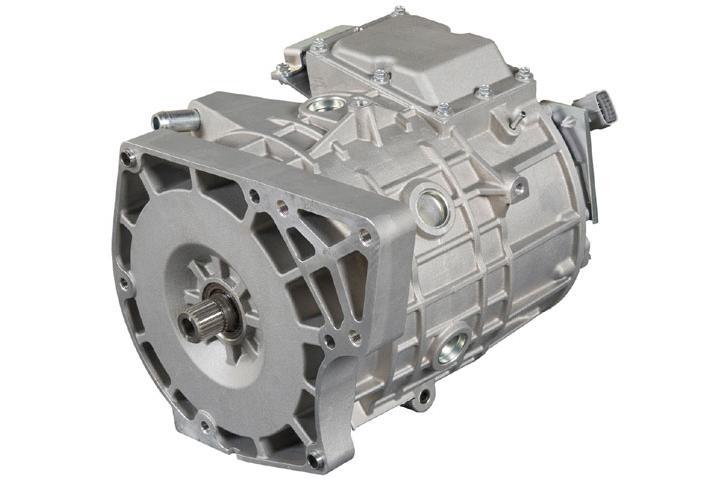 Синхронный электродвигатель Mitsubishi i MiEV