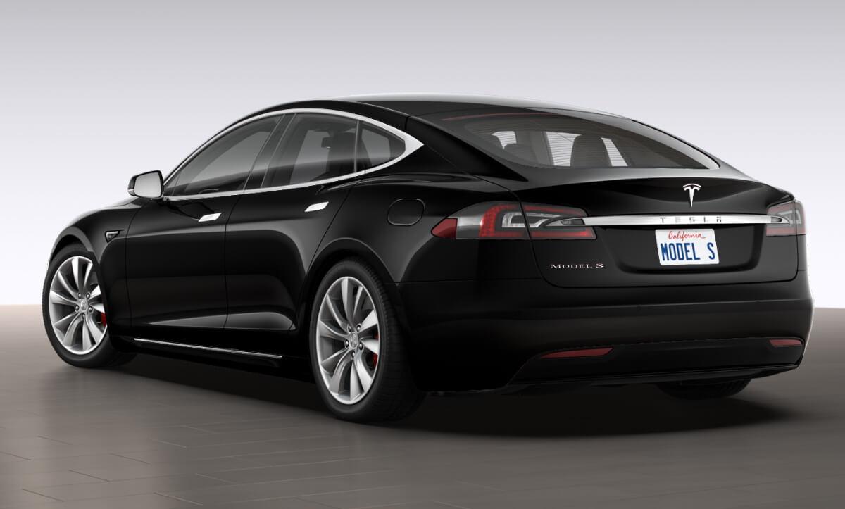 Перенесенный порт зарядки Tesla Model X