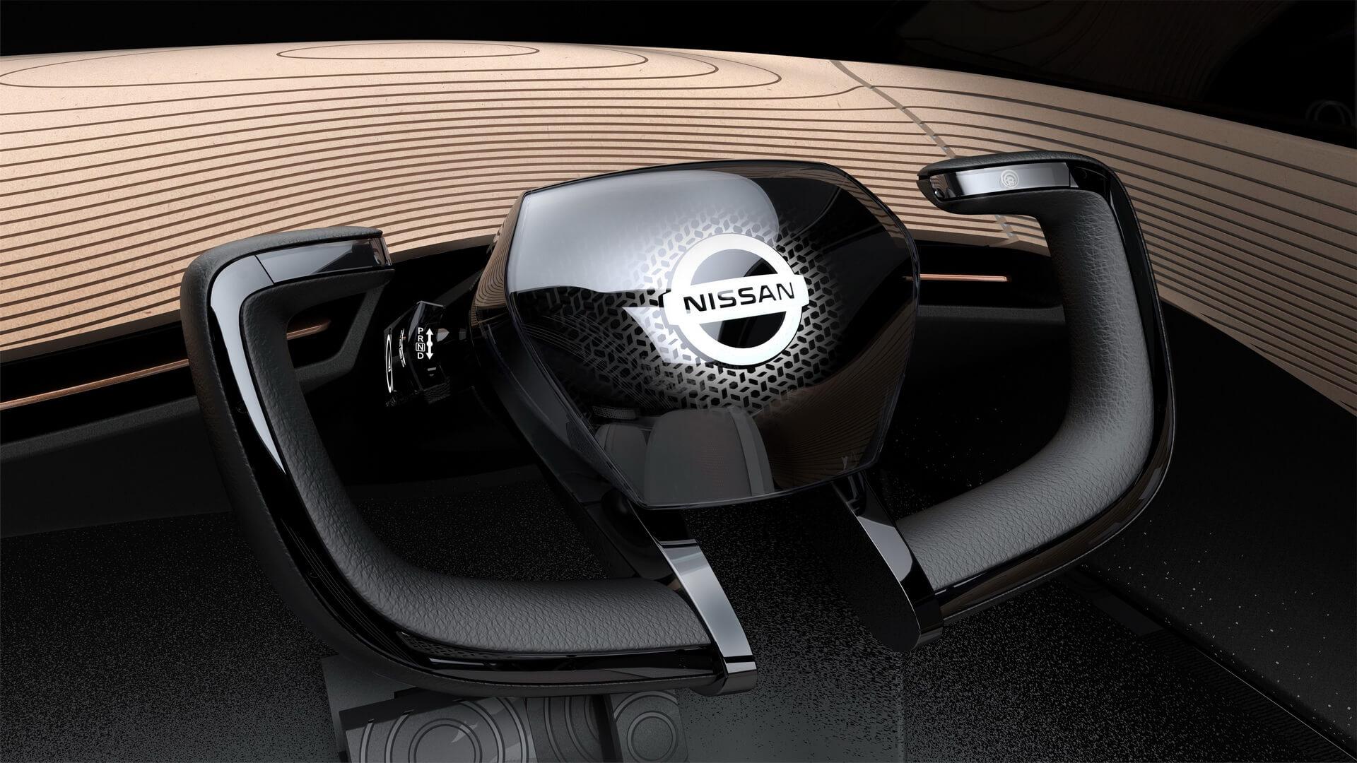 Рулевое колесо Nissan IMx
