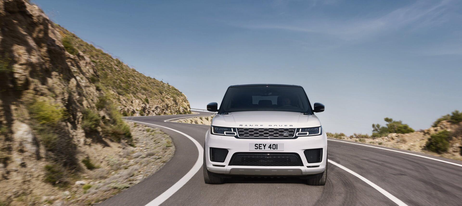 Фотография экоавто Range Rover Sport plug-in hybrid P400e