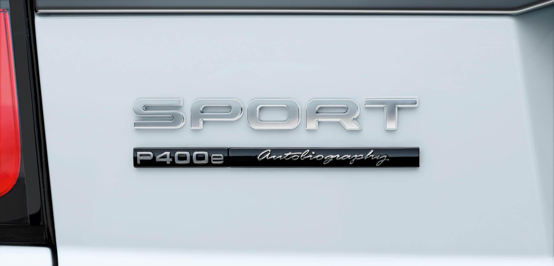 Фотография экоавто Range Rover Sport plug-in hybrid P400e - фото 14