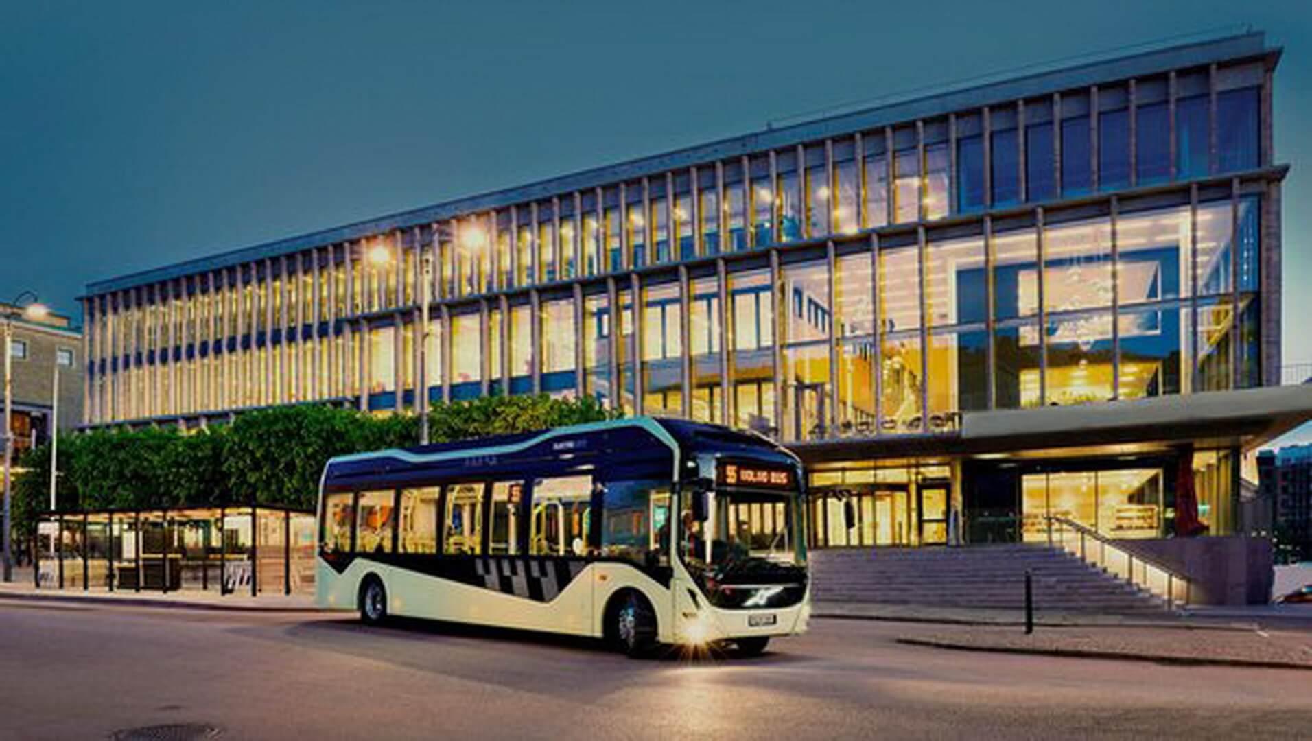 Автобус Volvo 7900