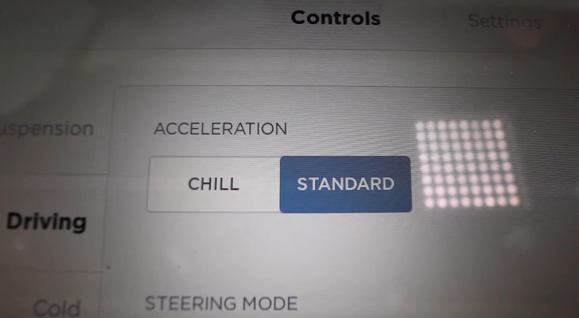 Включение «Морозного режима» в Tesla