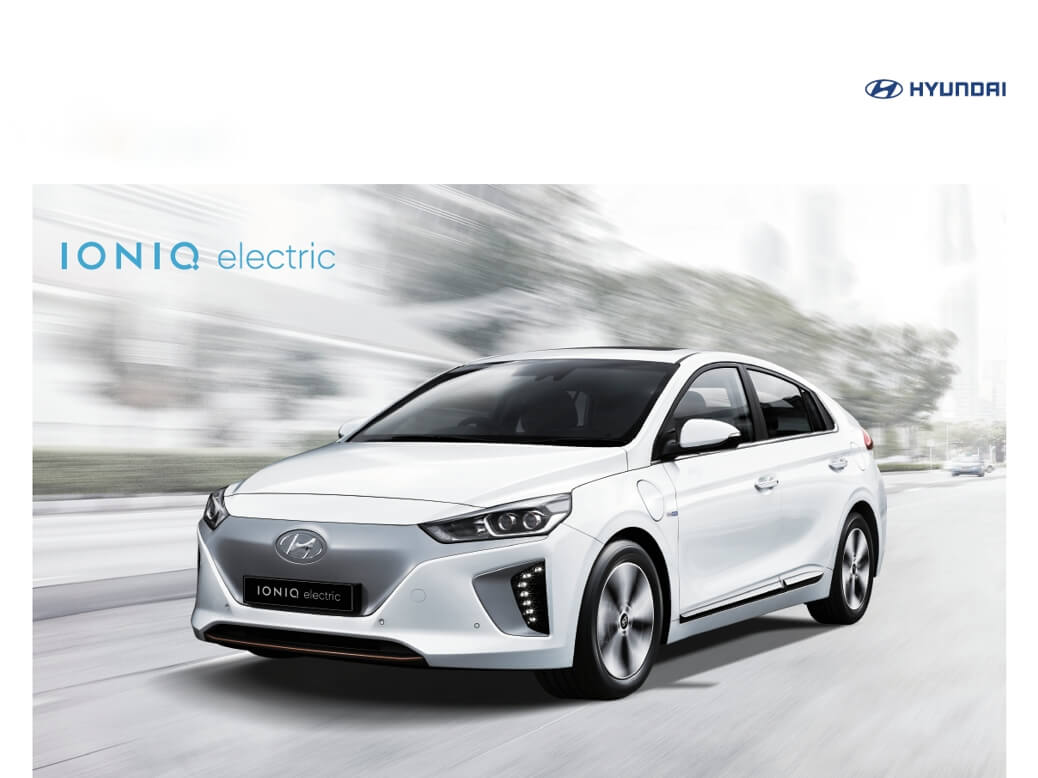 Геннадий Четвертухин: Hyundai IONIQ Electric — современный бизнес партнер