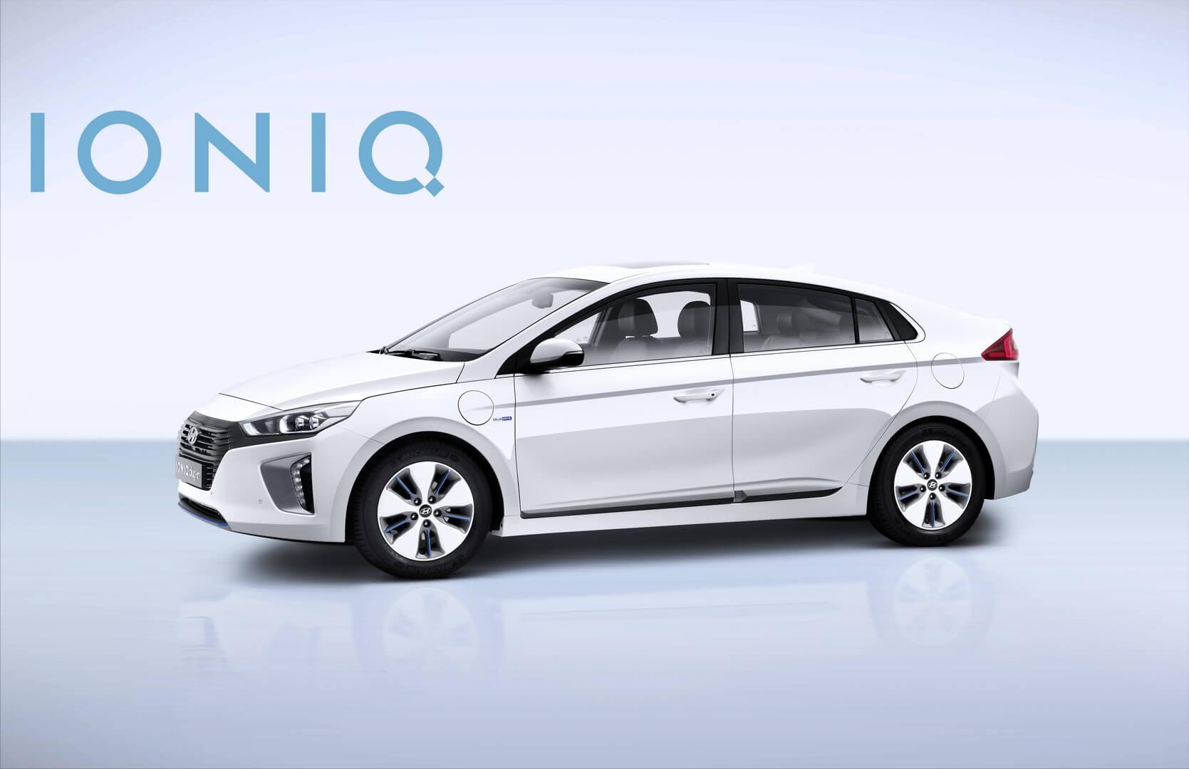 Фотография экоавто Hyundai Ioniq Plug-in Hybrid - фото 7