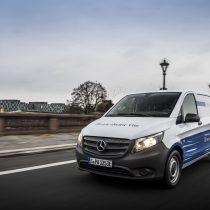 Фотография экоавто Mercedes-Benz eVito - фото 20