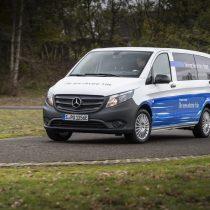Фотография экоавто Mercedes-Benz eVito - фото 18